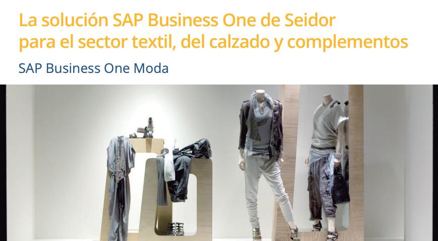 SAP para empresas de Moda