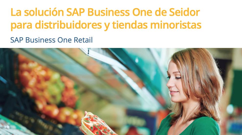 SAP para sector Retail